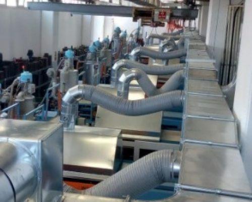 endüstriyel havalandırma sistemleri